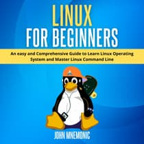 LINUX FOR BEGINNERS by John Mnemonic audiobook