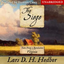 The Siege by Lars D. H. Hedbor audiobook