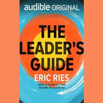 The Leader's Guide by Eric Ries audiobook