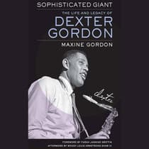 Sophisticated Giant by Maxine Gordon audiobook