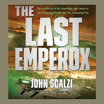 The Last Emperox by John Scalzi audiobook