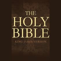 The Holy Bible: King James Version by King James Version audiobook