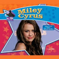 Miley Cyrus by Sarah Tieck audiobook