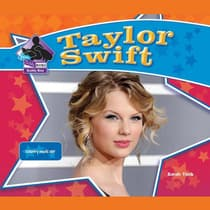 Taylor Swift by Sarah Tieck audiobook