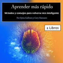 Aprender más rápido by Syrie Gallows audiobook