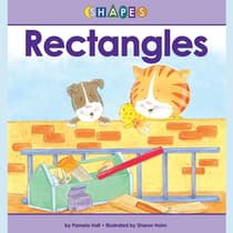 Rectangles by Pamela Hall audiobook