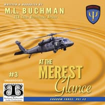 At the Merest Glance by M. L. Buchman audiobook