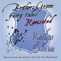 Brothers Grimm Fairy Tales, Revisited by Brothers Grimm audiobook