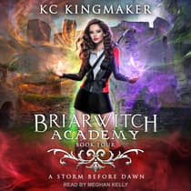 A Storm Before Dawn by KC Kingmaker audiobook