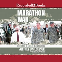 Marathon War by Jeffrey Schloesser audiobook