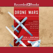Drone Wars by Seth J. Frantzman audiobook