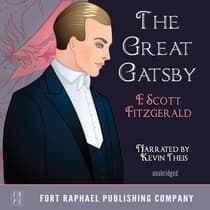 The Great Gatsby - Unabridged by F. Scott Fitzgerald audiobook