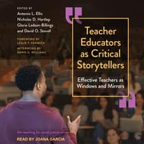 Teacher Educators as Critical Storytellers by Dawn G. Williams audiobook