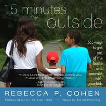Fifteen Minutes Outside by Rebecca P. Cohen audiobook