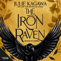 The Iron Raven by Julie Kagawa audiobook