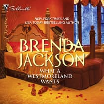 What A Westmoreland Wants by Brenda Jackson audiobook
