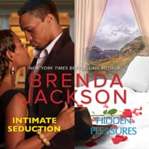 Intimate Seduction & Hidden Pleasures by Brenda Jackson audiobook