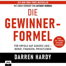 Die Gewinnerformel by Darren Hardy audiobook
