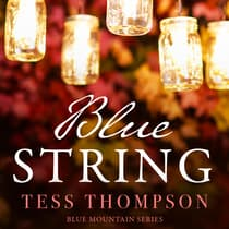 Blue String by Tess Thompson audiobook