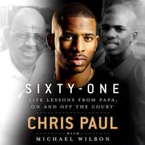 Sixty-One by Chris Paul audiobook