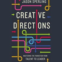 Creative Directions by Jason Sperling audiobook