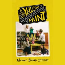 A Coat of Yellow Paint by Naomi Davis audiobook