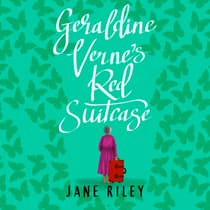 Geraldine Verne's Red Suitcase by Jane Riley audiobook