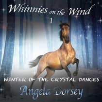 Winter of the Crystal Dances by Angela Dorsey audiobook