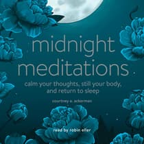 Midnight Meditations by Courtney E. Ackerman audiobook