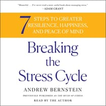 Breaking the Stress Cycle by Andrew Bernstein audiobook