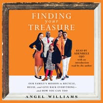 Finding Your Treasure by Rev. angel Kyodo williams audiobook