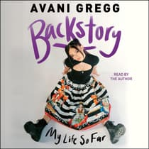 Backstory by Avani Gregg audiobook