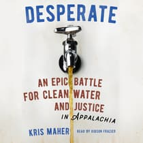 Desperate by Kris Maher audiobook
