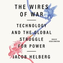 The Wires of War by Jacob Helberg audiobook