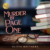 Murder By Page One by Olivia Matthews audiobook