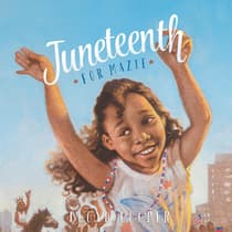 Juneteenth for Mazie by Floyd Cooper audiobook