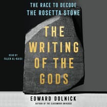 The Writing of the Gods by Edward Dolnick audiobook