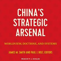 China's Strategic Arsenal by  audiobook