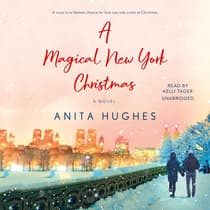 A Magical New York Christmas by Anita Hughes audiobook