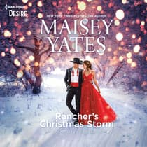 Rancher's Christmas Storm by Maisey Yates audiobook