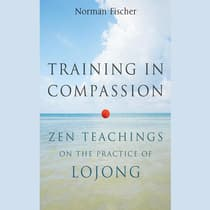 Training in Compassion by Norman Fischer audiobook