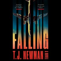 Falling by T. J. Newman audiobook