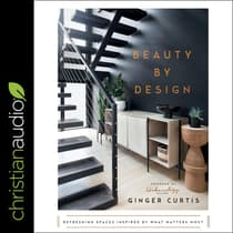 Beauty by Design by Ginger Curtis audiobook
