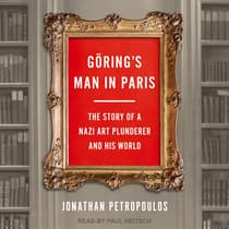 Goering's Man in Paris by Jonathan Petropoulos audiobook