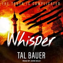 Whisper by Tal Bauer audiobook