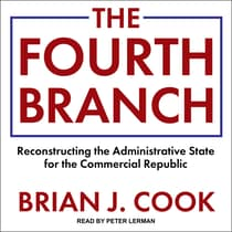 The Fourth Branch by Brian J. Cook audiobook