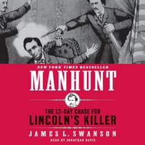 Manhunt by James L. Swanson audiobook