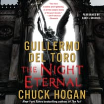 The Night Eternal by Guillermo del Toro audiobook