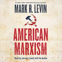 American Marxism by Mark R. Levin audiobook