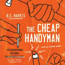 The Cheap Handyman by B.S. Harris audiobook